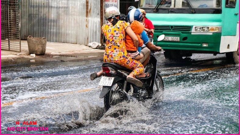 Đường Tên Lửa chưa nâng cấp - AIO CITY Bình Tân.