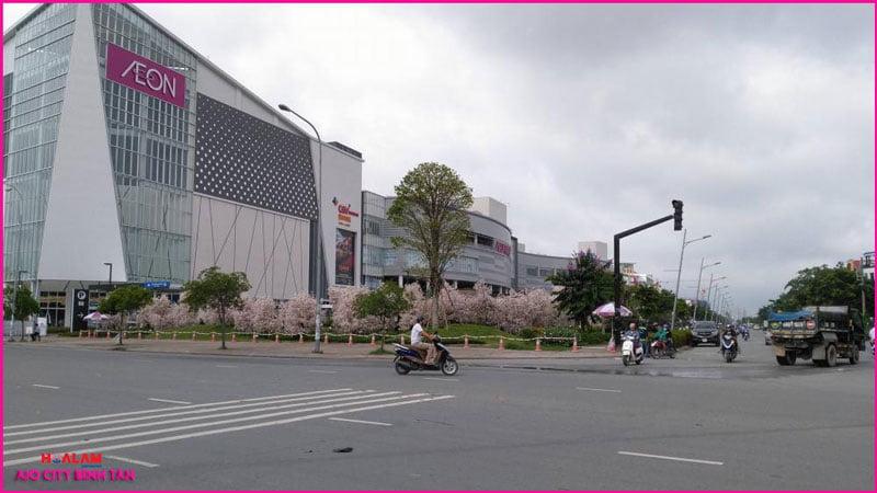 Đường Tên Lửa - AIO CITY Bình Tân.