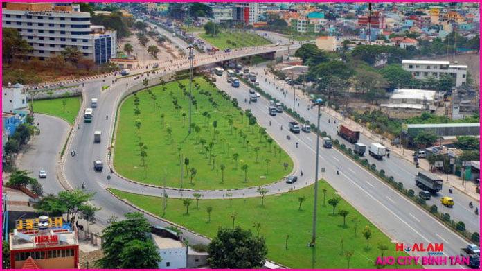 quận Bình Tân - AIO CITY Bình Tân.
