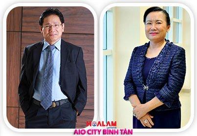 Người sáng lập tâp đoàn Hoa Lâm - chủ đầu tư dự án AEON CITY Bình Tân.