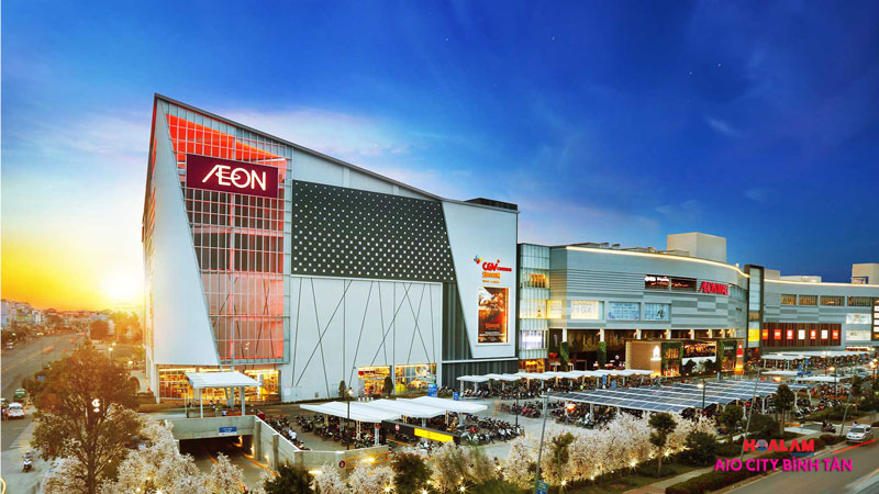 Aeon Mall - Aeon City Bình Tân.