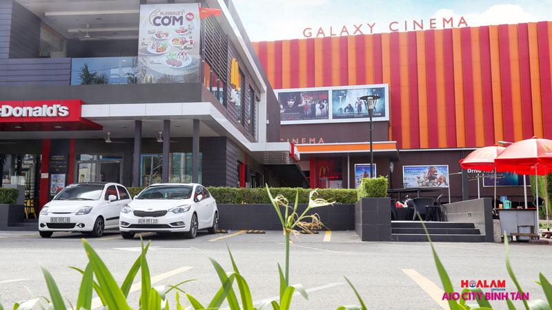 CGV - Aeon City Bình Tân.