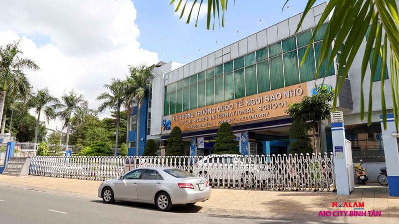 Trường học quốc tế - Aeon City Bình Tân.