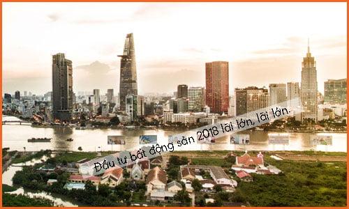 Bất động sản lãi lớn 2018 - aiocity-binhtan.com.vn.