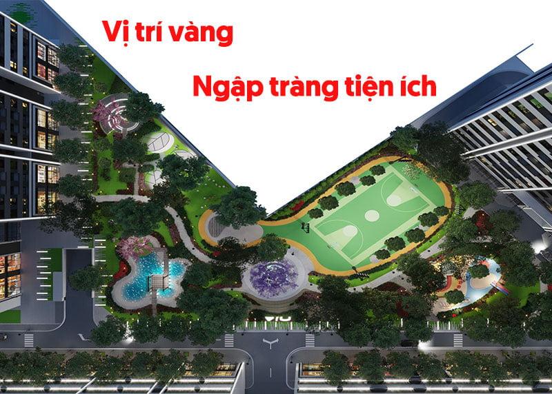Tiện ích tại căn hộ Aio Bình Tân.