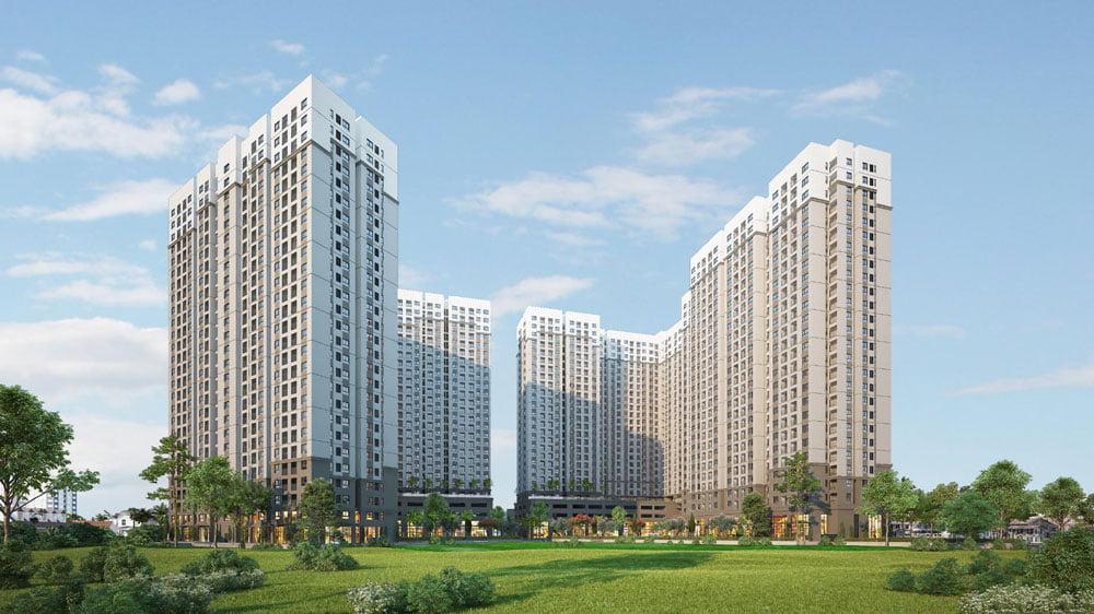 Dự án căn hộ Aio City Bình Tân.